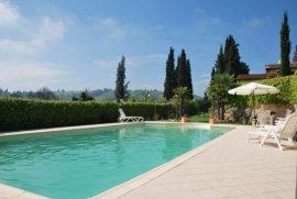 Ferienhaus in Italien, z.B. in der Toskana