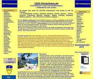 Screenshot 1001-Ferienhaus.de - so sah es vorher aus!